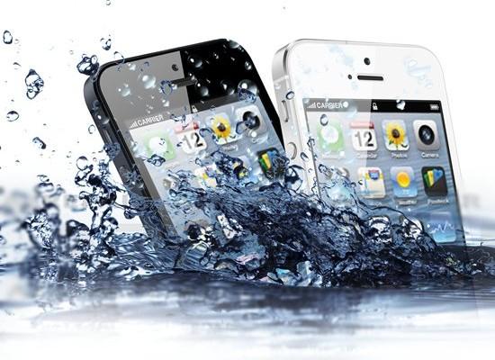 iPhone vs. voda - svetapple.sk