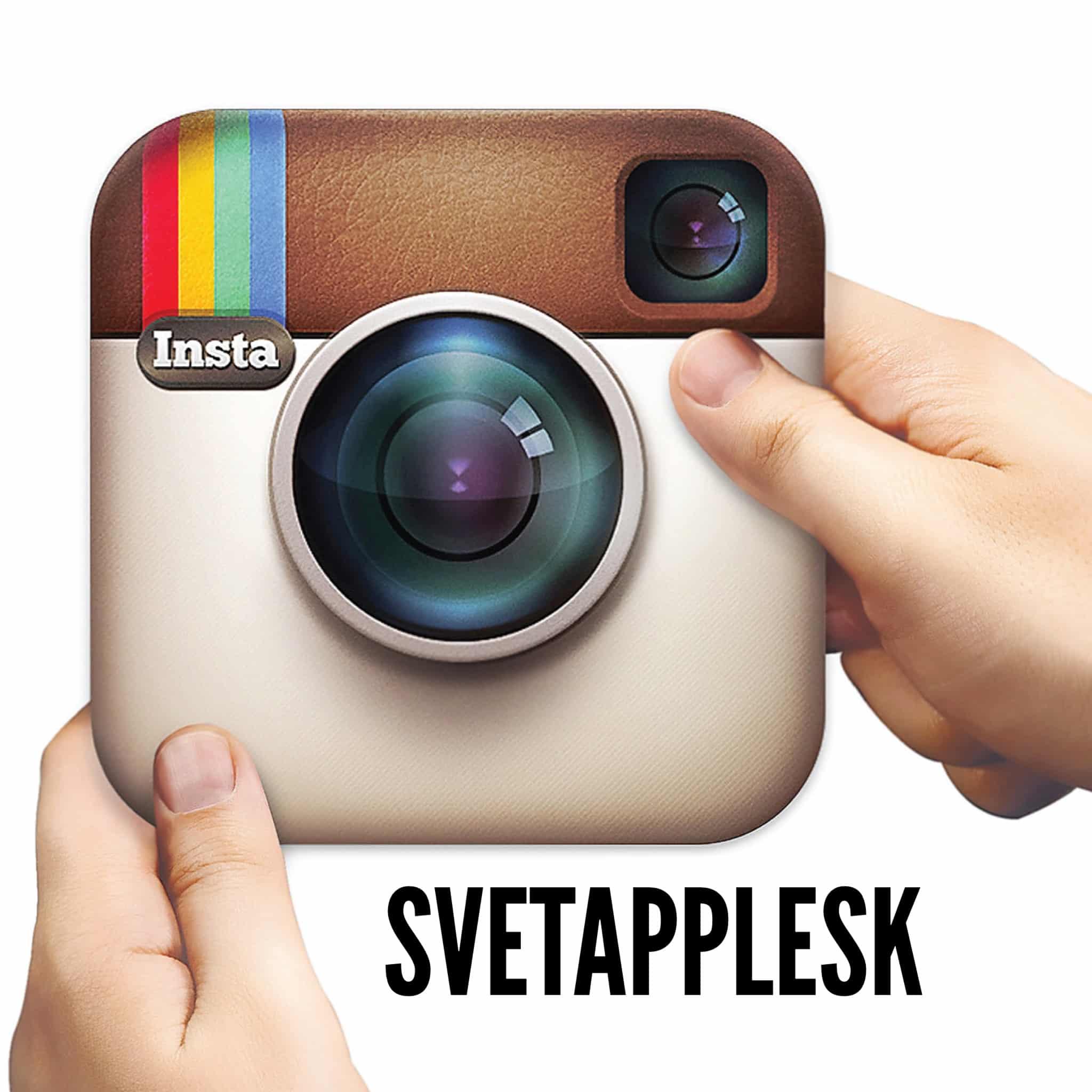 Svetapple.sk je na Instagrame! - svetapple.sk