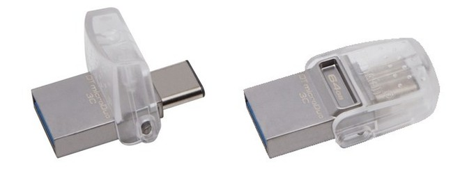 Kingston a USB Type C - svetapple.sk