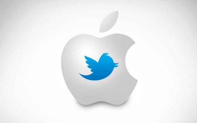 Apple a Twitter - svetapple.sk