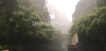 Shot on iPhone 6 - svetapple.sk