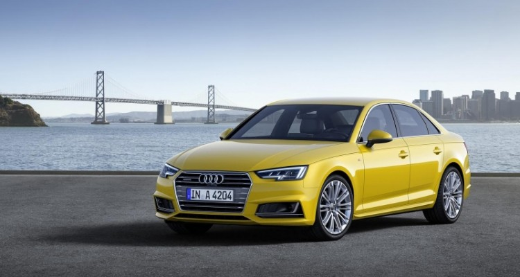 Nové Audi A4 - svetapple.sk