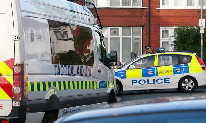 Britská polícia - svetapple.sk