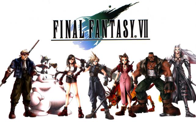 Final Fantasy VII - svetapple.sk