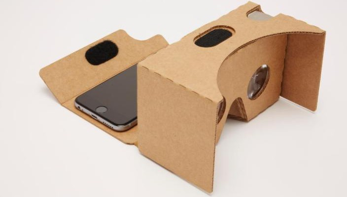 Google Cardboard - svetapple.sk