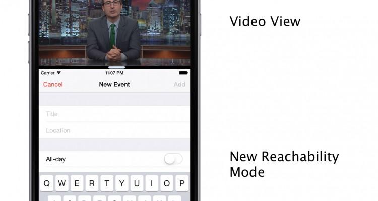 iOS 9 koncept multitaskingu pre iPhone - svetapple.sk