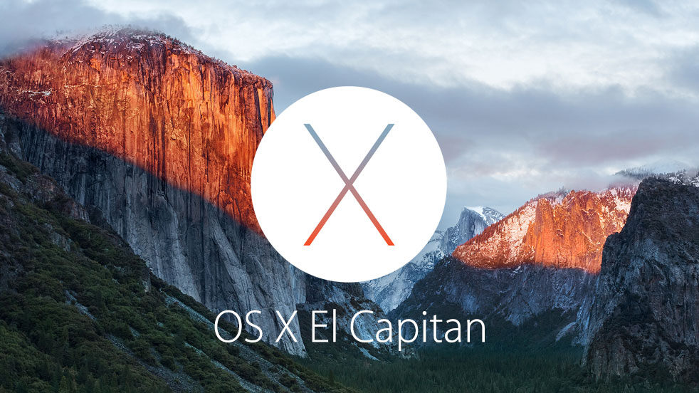 OS X El Capitan - svetapple.sk