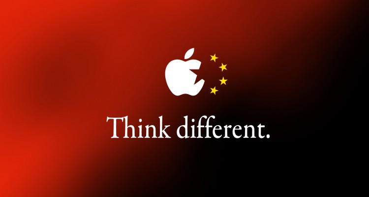 Apple Čína - svetapple.sk