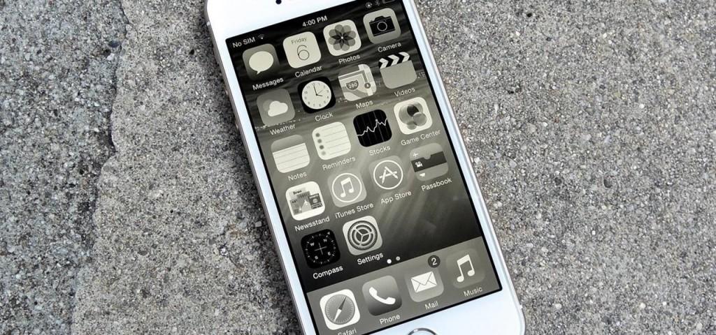 iPhone odtiene sivej - svetapple.sk