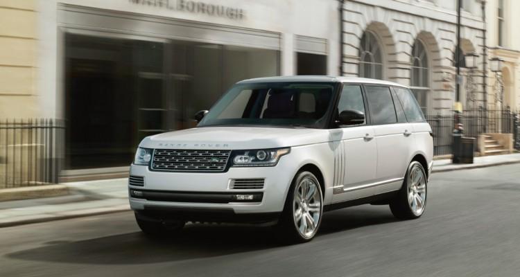 Range Rover - svetapple.sk