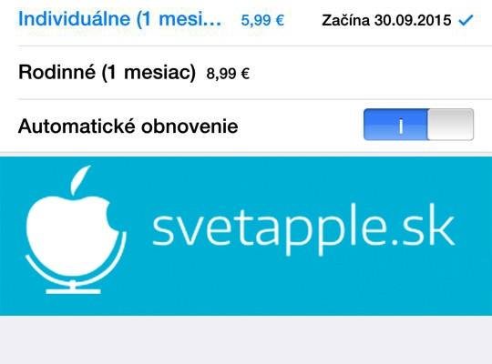 Chyba iOS 8.4 - svetapple.sk