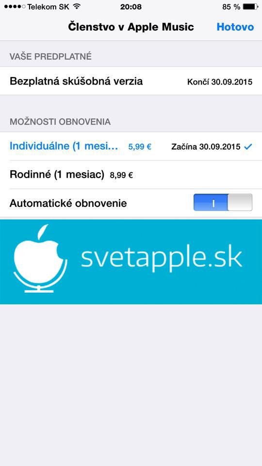 Stará ikonka v iOS 8 je ešte z iOS 4 a teda z doby iPhone 4 - svetapple.sk