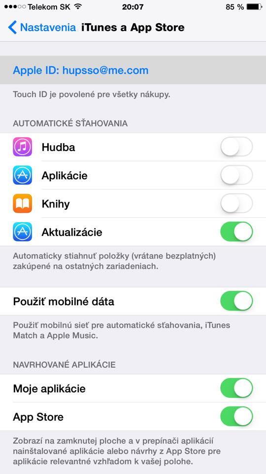 Ako vypnúť predplatné Apple Music na iPhone - svetapple.sk