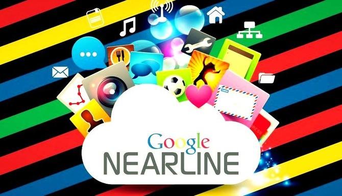 Google Nearline - svetapple.sk