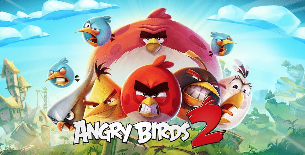 Angry Birds 2 - svetapple.sk