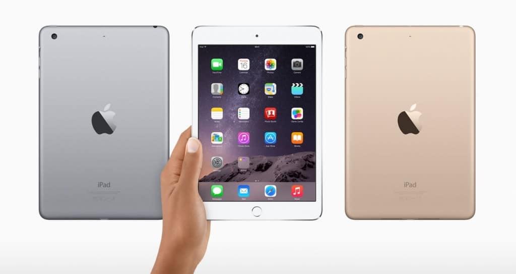 iPad mini 3 - svetapple.sk