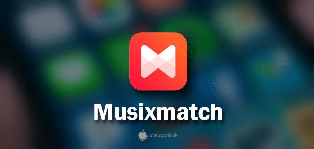 MUSICMATCH APP