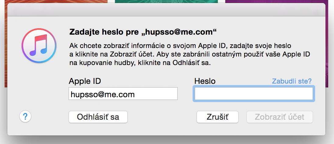 iTunes 12.2 - svetapple.sk