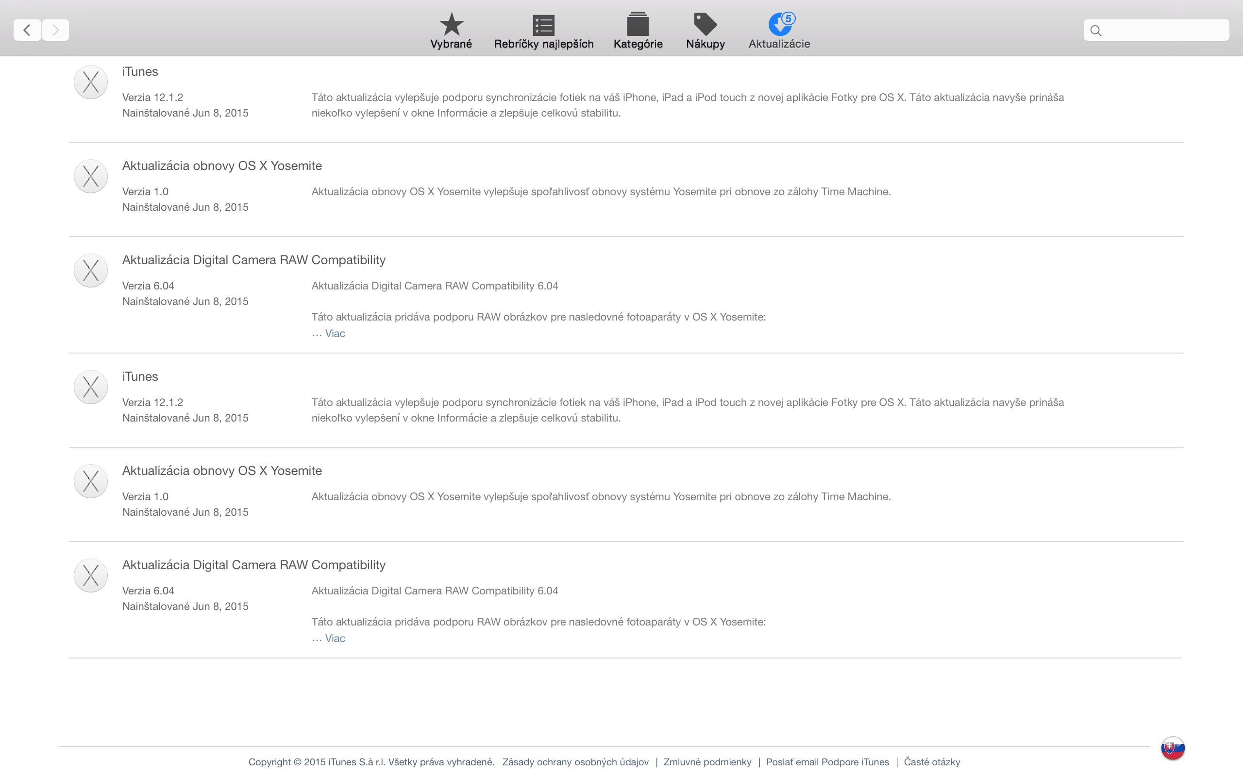 Spusti si iTunes 12.2 - svetapple.sk