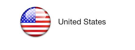 Zapni United States vlajočku - svetapple.sk
