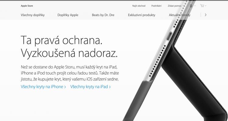 Apple Online Store - svetapple.sk
