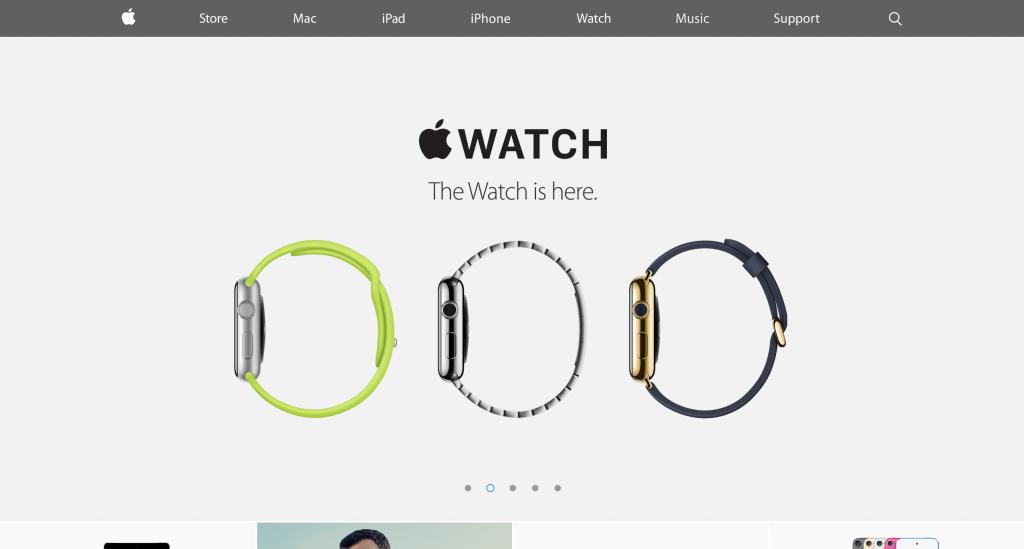 Apple officiálna stránka - svetapple.sk