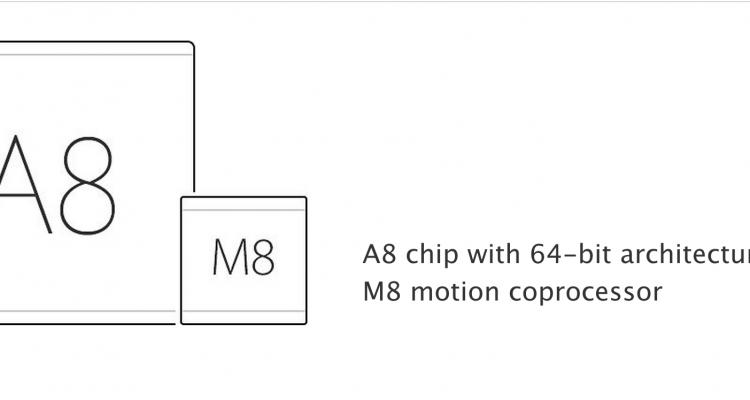 Apple A8 koprocesor - svetapple.sk