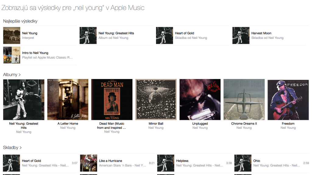 Neil Young stále v Apple Music figuruje! - svetapple.sk