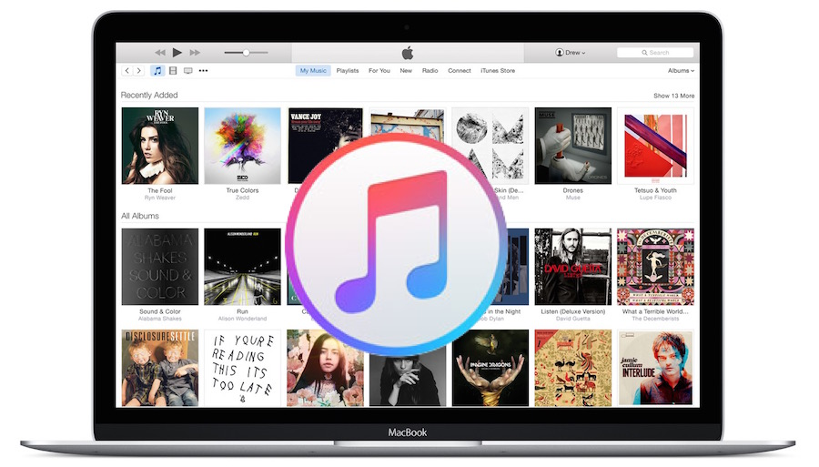 Apple Music 12.2 - svetapple.sk