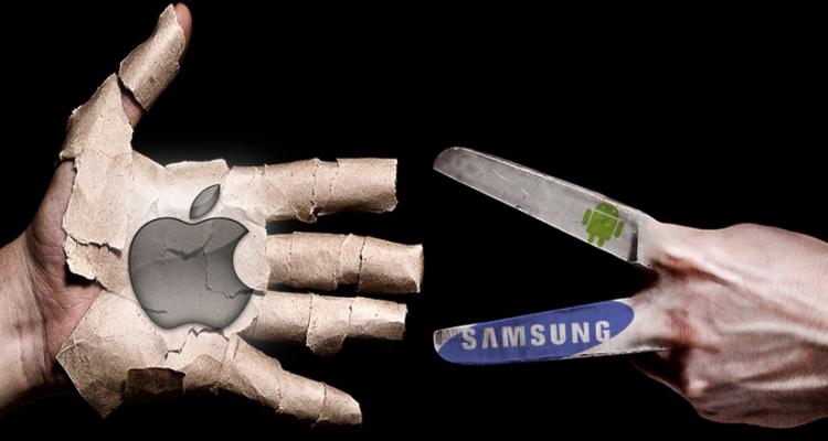 Apple vs. Smausng - svetapple.sk