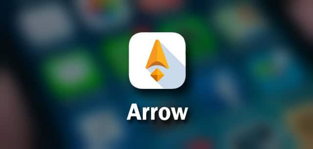 arrow - Svetapple.sk