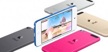 iPod Touch 6. generácie