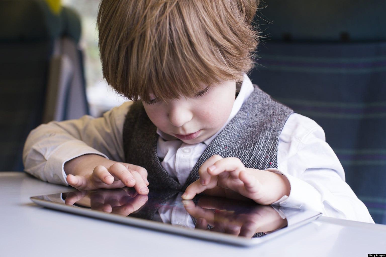 Deti a iPad - svetapple.sk