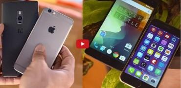 OnePlus 2 vs. iPhone 6 - svetapple.sk