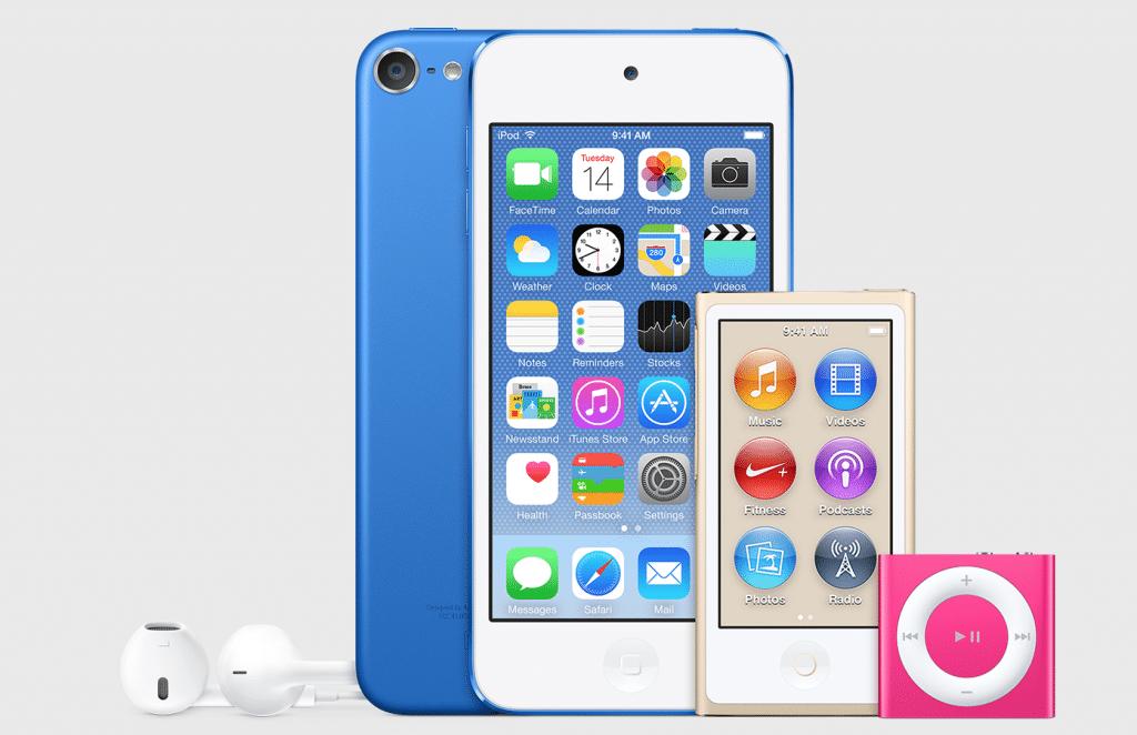 iPod - svetapple.sk