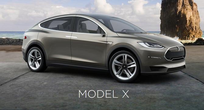 Tesla X - svetapple.sk