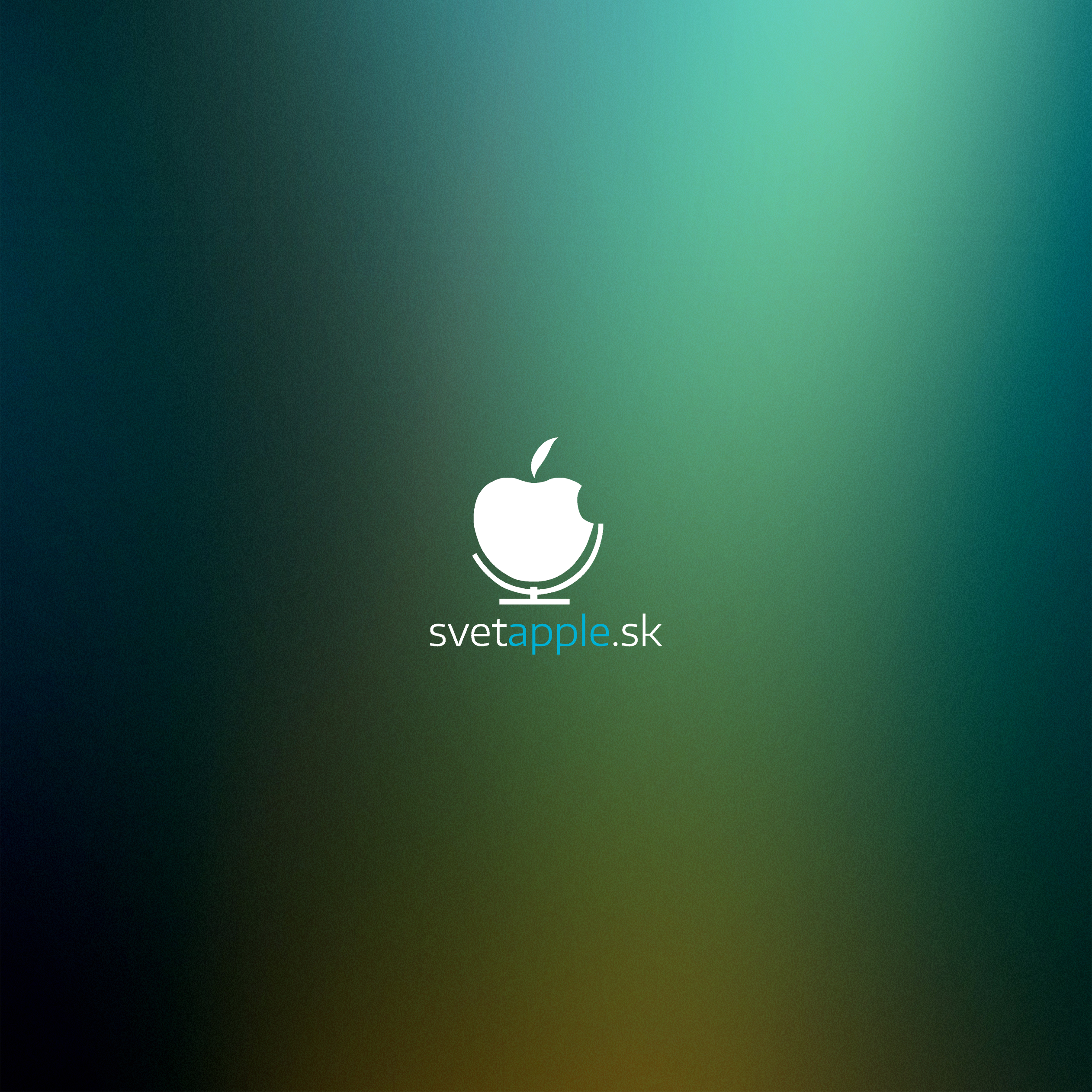 iPad - pozadie 2 - svetapple