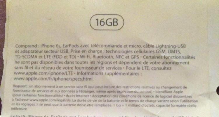 iPhone 6S 16GB - svetapple.sk