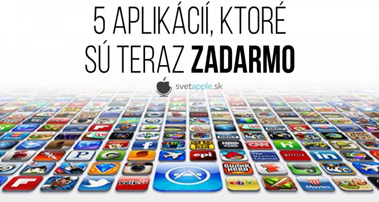 5 aplikacii - titulná fotka - svetapple.sk