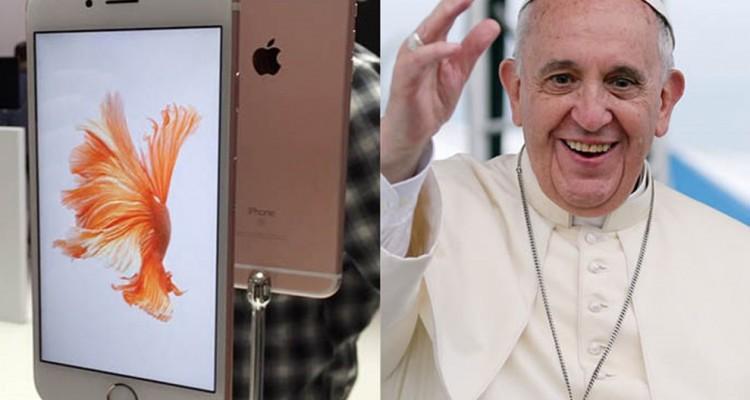 Papa-Francisc-livrari-iPhone-6S
