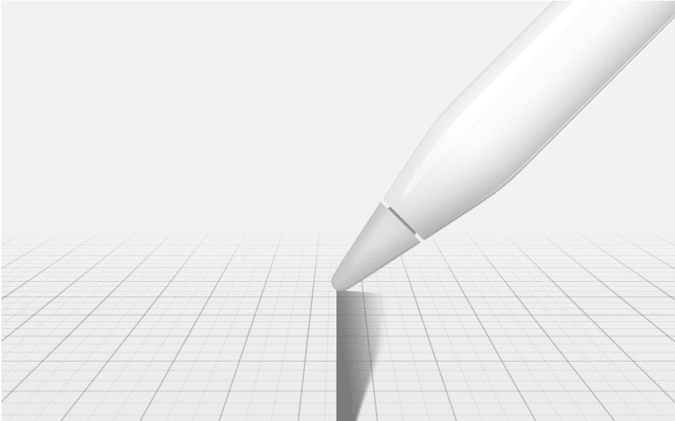 Apple Pencil - stači pritlačiť - SvetApple.sk