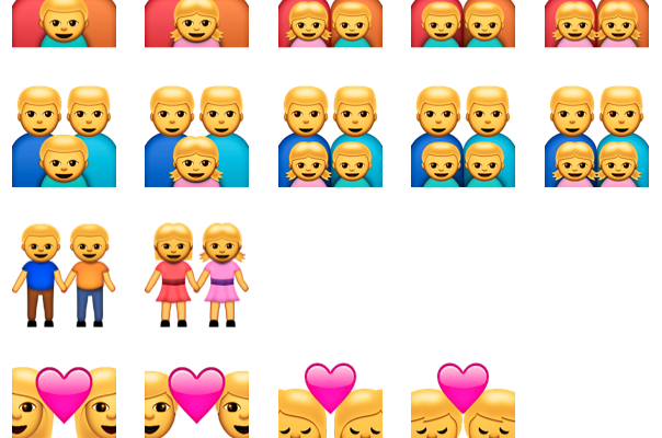 homo Emoji - Svetapple.sk