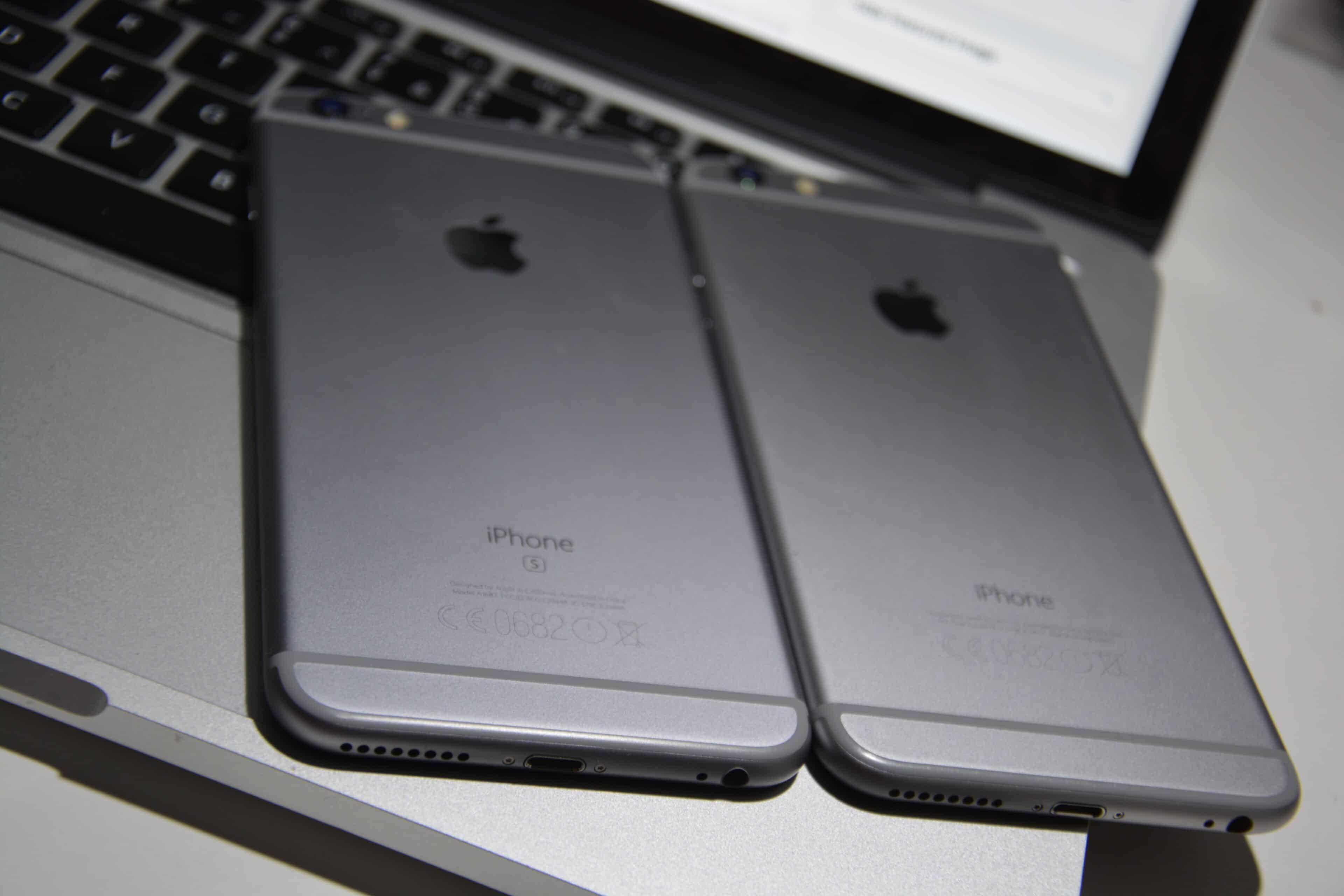 Európsky iPhone 6S Plus a iPhone 6S s certifikátmi - svetapple.sk