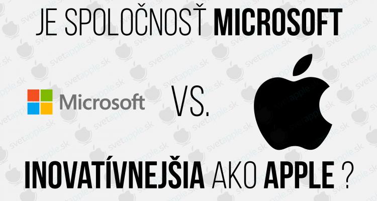 Microsoft vs Apple - titulka - svetapple.sk