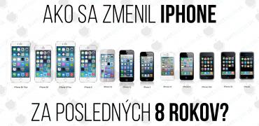 iphone evolution - - titulná fotografia - svetapple.sk