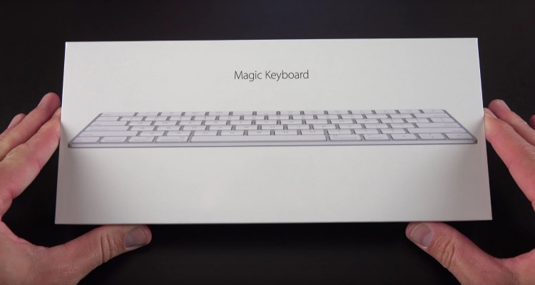 magic-keyboard-unboxing
