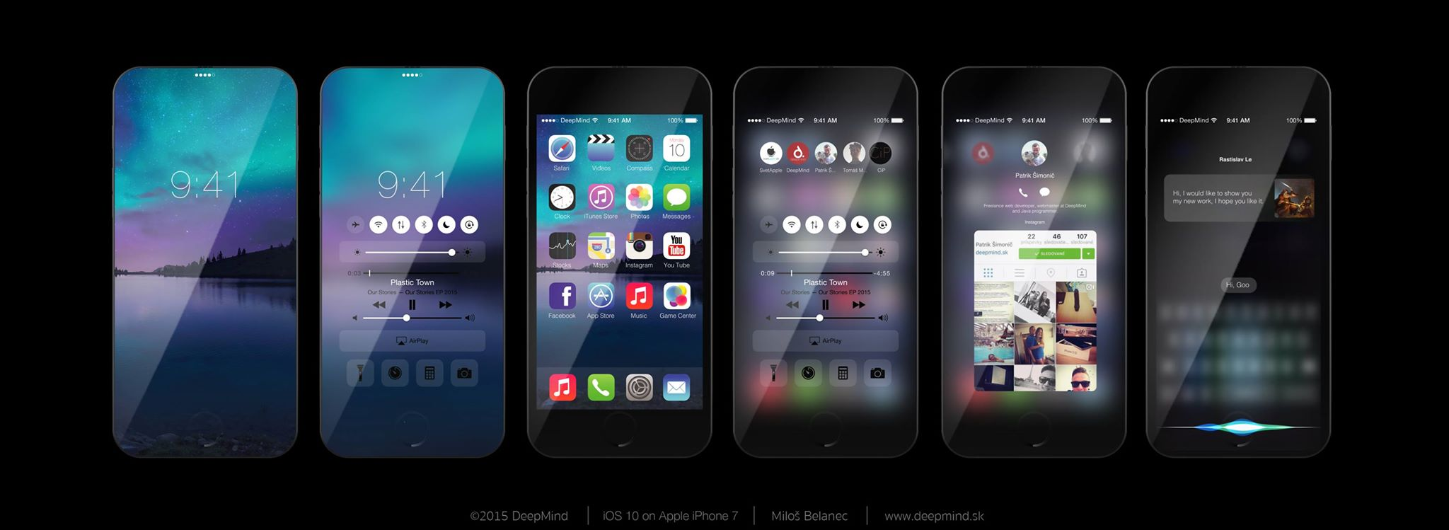 ios for iphone 7