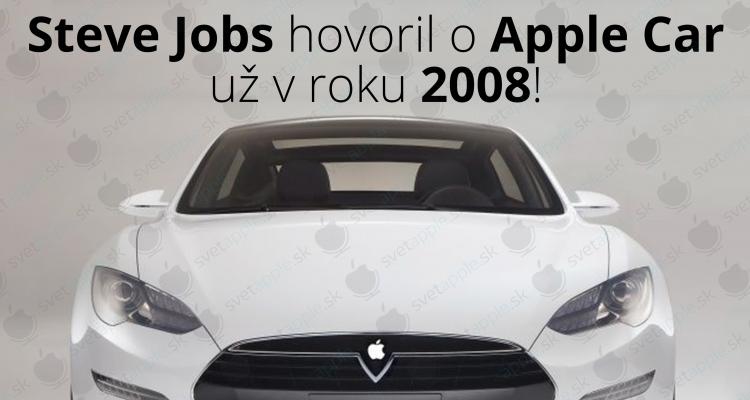 Apple Car - titulná fotografia - SvetApple.sk