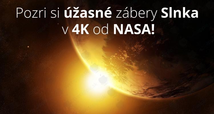 Slnko - titulná fotografia - SvetApple.sk