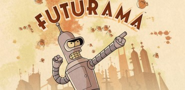 Futurama: Game of Drones-Svetapple.sk